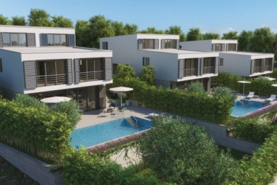 Gorgeous villa on island Krk - under construction