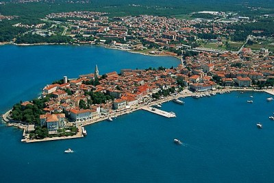 Attractive business / residential building in center of Poreč