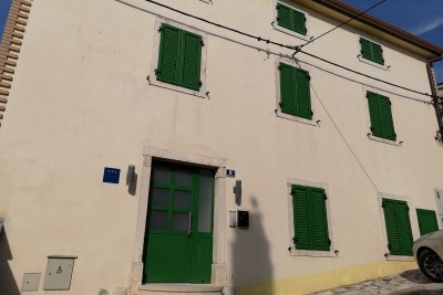 Three apartment house suitable for renting