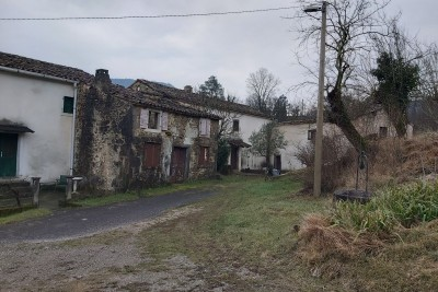 Opportunity .... A rural property for renovation